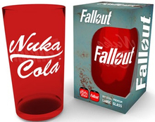 Fallout Glass Nuka Cola 0,5 liter