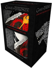 Game of Thrones Gift Box StarkTargaryen
