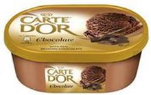 Carte D'Or - Chocolate lody czekoladowe z kawałkami mlecznej cz...