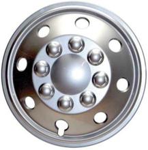 """Hjulkapsler sølv 16"""", spesielt for Ducato 2007 Sprinter 2007"""