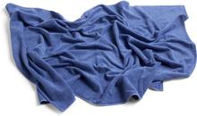 Hay - Frotté Bath Towel, Blue
