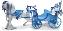 Crystals Vinterparadis Häst med vagn