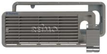 Dometic ventilasjonssystem LS100 oppe, skifergrå