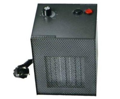 ECOMAT VARMEOVN/FROSTVAKT 230V 450/750/1500W 2/4/6A ECOMAT CLASSIC