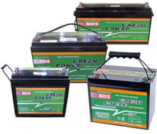 Green power AGM batteri 210Ah