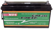 Green power AGM batteri 150Ah