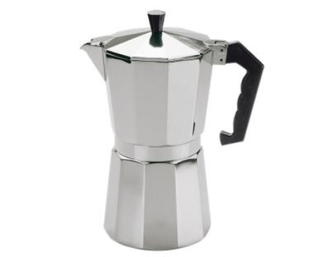 CAMP4 KAFFEBEREDER ESPRESSOKOKER CLASSICO FOR 6 KOPPER, 300 ML