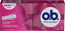 OB ProComfort Super tampong 16 st