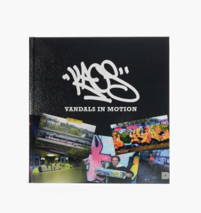 Dokument Press - Kaos - Vandals In Motions - Svart - OneSize