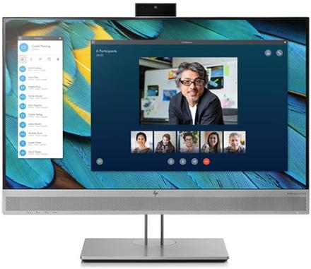 HP EliteDisplay E243m, bildskärm 60,45 cm (23,8'') med högtalare och webcam