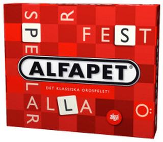 Alga,Alga Alfapet