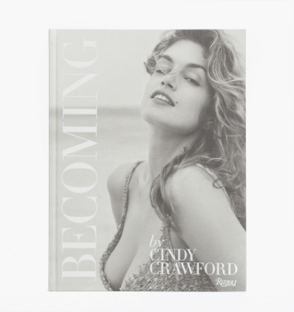 Rizzoli - Becoming Cindy Crawford - Grå - ONE SIZE