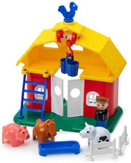 Viking Toys,Viking Toys, Bondgård med Djur