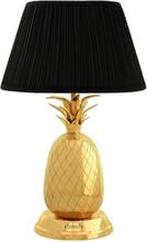 Gusums Messing Lampfot Ananas I Mässing 32cm