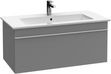 Villeroy & Boch Tvättställ Till Tvättstälsskåp Glossy Grey 953