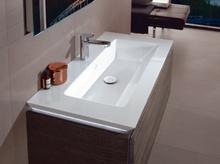 Villeroy & Boch Tvättställ Till Tvättställsskåp Oak Graphite 100 cm