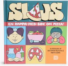 Dokument Press - Slajs: En Rappa-Med-Bok Om Pizza - Multi - ONE SIZE