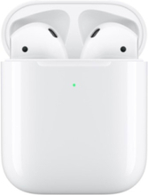 AirPods (2019) with Wireless Charging Case - Valkoinen