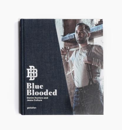 Gestalten Verlag - Blue Blooded - Blå - ONE SIZE