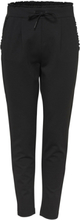 ONLY Poptrash Frill Trousers Women Black