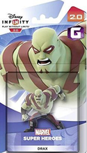 Disney Infinity 2.0 Character - Drax (#) (Video Game Toy)