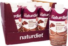 Måltidsersättning Shake Chocolate 12-pack - 23% rabatt