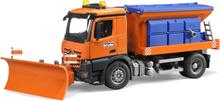 Bruder Mercedes Arocs Lastbil med Snöplog 03685
