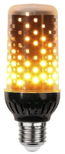 E27 LED T45 Flamlampa