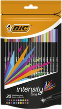 Bic BIC Intensity fineliner (20) 942097 Replace: N/ABic BIC Intensity fineliner (20)
