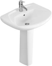 Villeroy & Boch Tvättställ Omnia Classic White Alpin 500x445