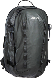 ABS P.Ride Bu Compact + Compact 18L Backpack mountain grey Uni