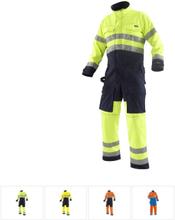 Blåkläder Overall 63731804-Gul/Svart-C56