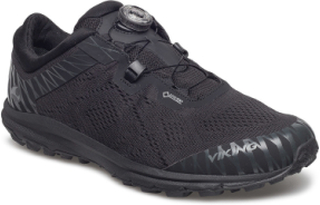 Apex Ii Boa Gtx M Shoes Sport Shoes Running Shoes Sort Viking