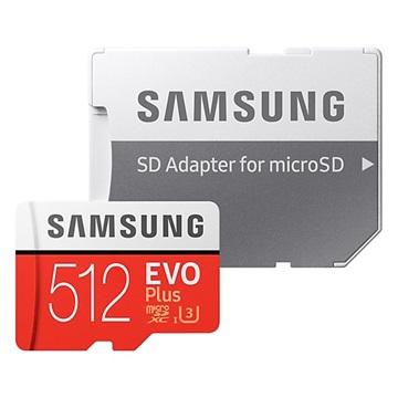 Samsung Evo Plus MicroSDXC Hukommelseskort MB-MC512GA/EU - 512GB