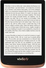 Vivlio Touch HD Digital Reader + pakke e-bøger på mere end 8 eBøger GRATIS