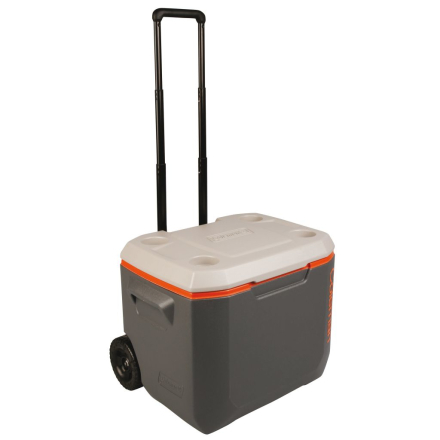 Coleman køleboks 50 QT Wheeled Xtreme Cooler grå 47 l 8912598