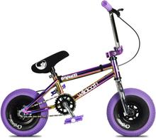 Mini BMX | Med skivbroms | Royal Purple