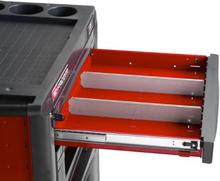 Facom JET2.16 Mellanvägg Galvaniserad metall H: 130 mm