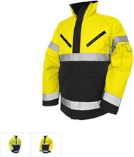 Blåkläder Jacka 48281900-Gul/Marinblå-3XL
