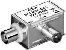 Sheath current filter (galvanic separator)