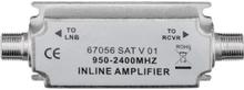 SAT-Inline amplifier 950 MHz - 2400 MHz