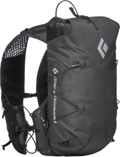 Black Diamond Distance 8 Backpack XS black 2020 Löparryggsäck