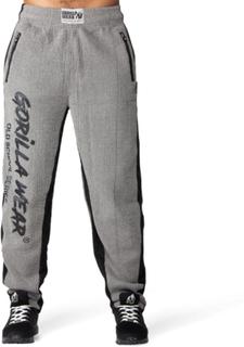 Gorilla Wear Augustine Old School Pants - Grey