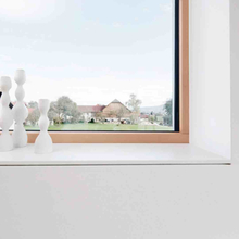 Schattennutprofile für Helopal Linea Fensterbänke - Schattennutprofil VF 8mm - 3 Meter - verzinkt