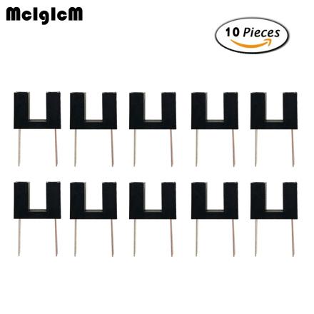 MCIGICM 10pcs ITR9608,ITR-9608,DIP-4 Opto photo Interrupter Optical Sensor DIP4 Best quality