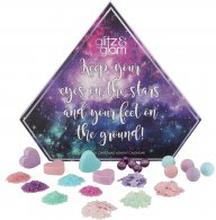 Style & Grace Glitz & Glam Galaxy Bath & Body Advent Calendar 24 Pieces