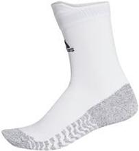 adidas Jalkapallosukat Alphaskin Ultralight Crew - Valkoinen/Musta