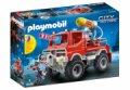 Playmobil Brandbil Med Vandkanon - City Action - Gucca