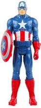 Captain America - The Avengers Actionfigur - 30 cm - Superhjälte