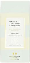 Organic Cotton Tampons Super